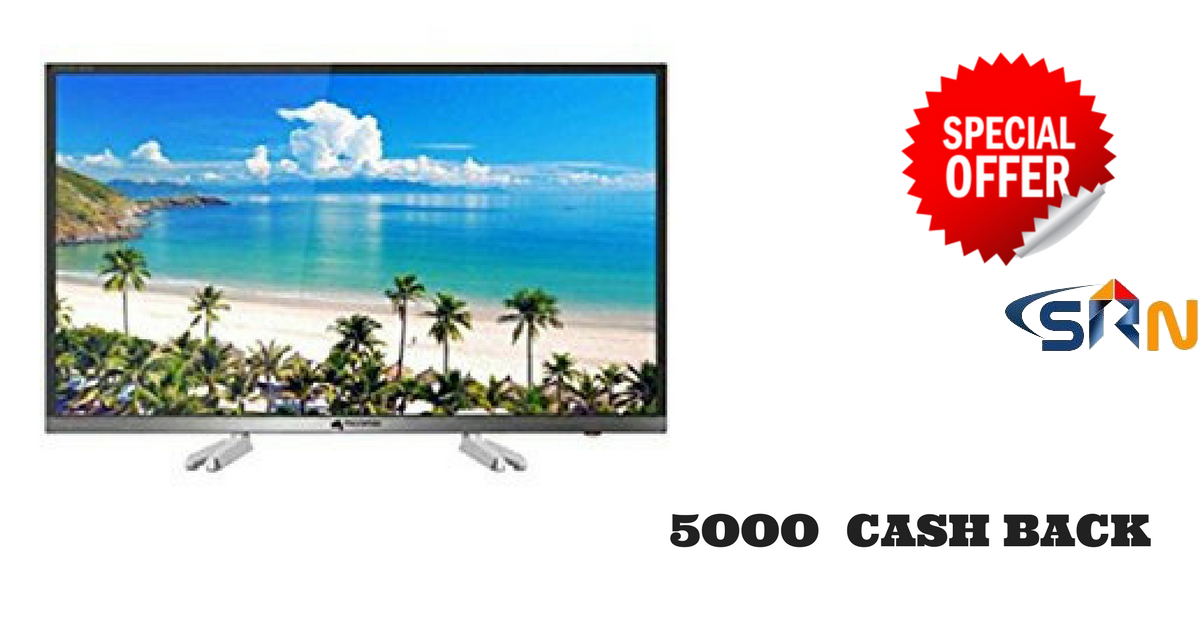 Micromax 81.3cm (32 inches)  HD Ready LED TV