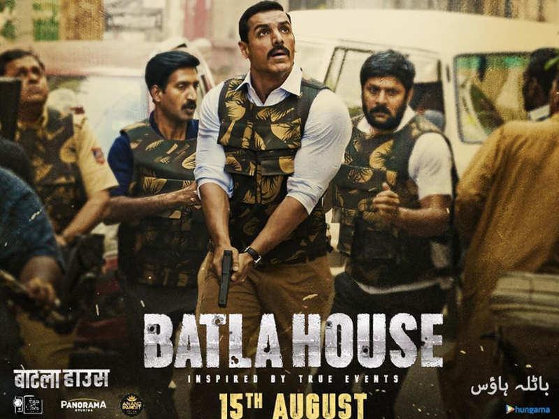 Batla House | Official Trailer | Mrunal Thakur | Nikkhil Advani  | John Abraham, Releasing Date On 15 August 2019