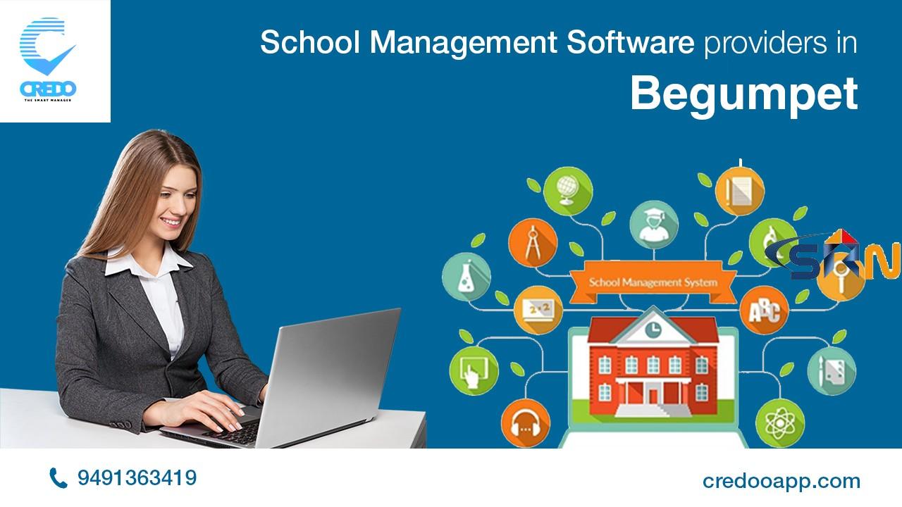 School System ERP Software in Begumpet