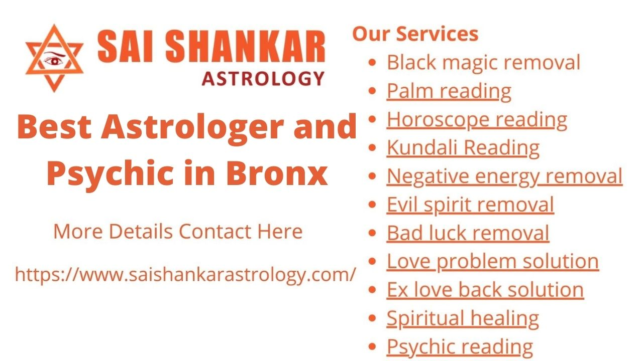 Astrologer and Psychic in Bronx New York