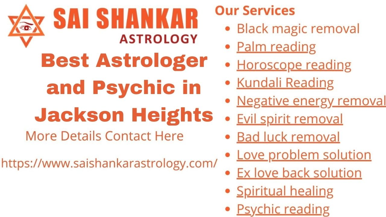 Astrologer and Psychic in Jackson Heights New York
