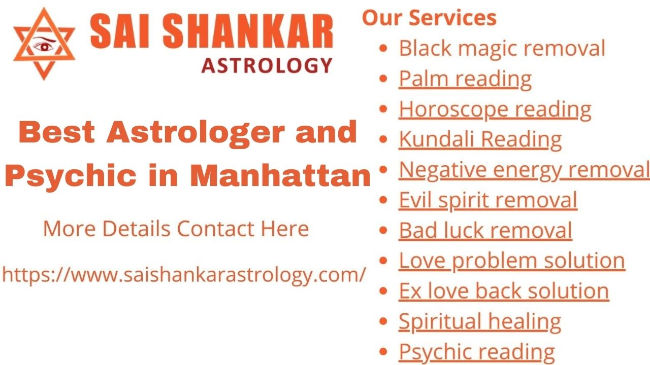 Astrologer and Psychic in Manhattan New York
