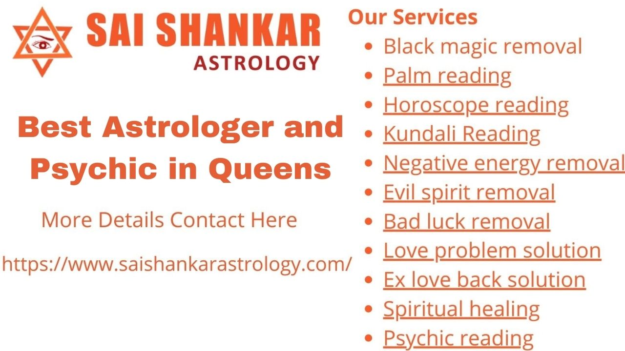 Astrologer and Psychic in Queens New York