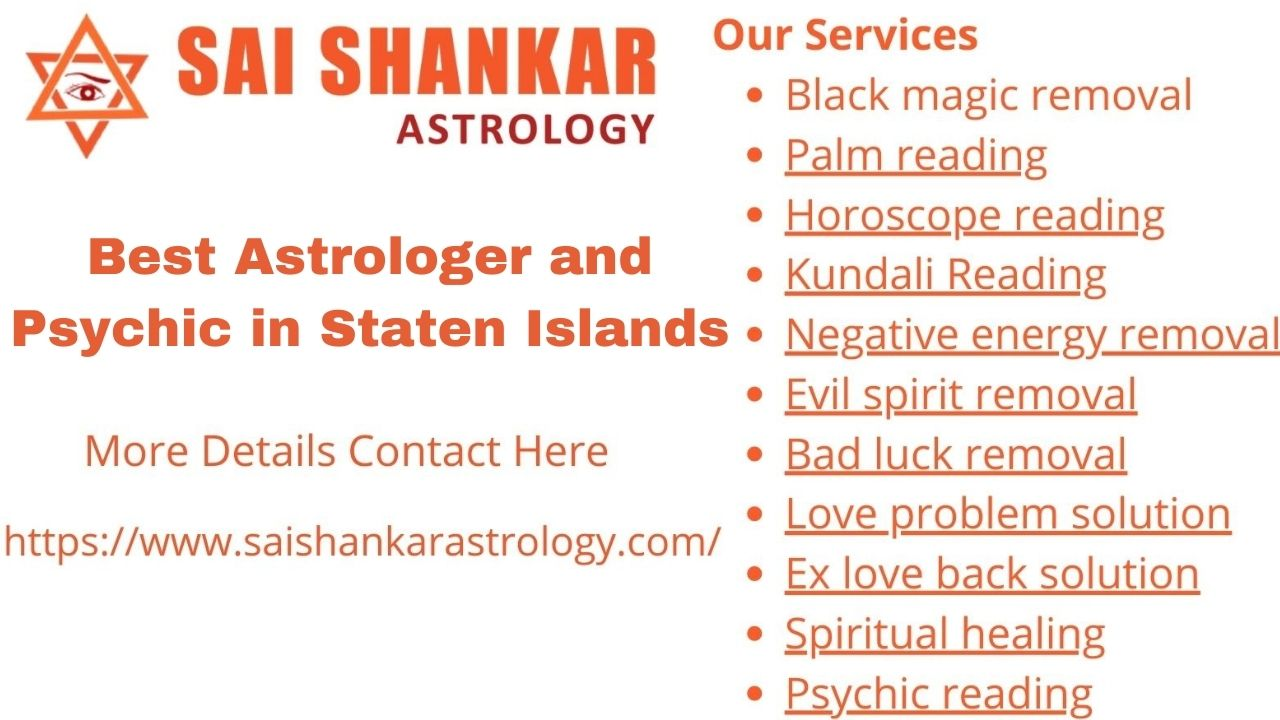 Astrologer and Psychic in Staten Islands New York