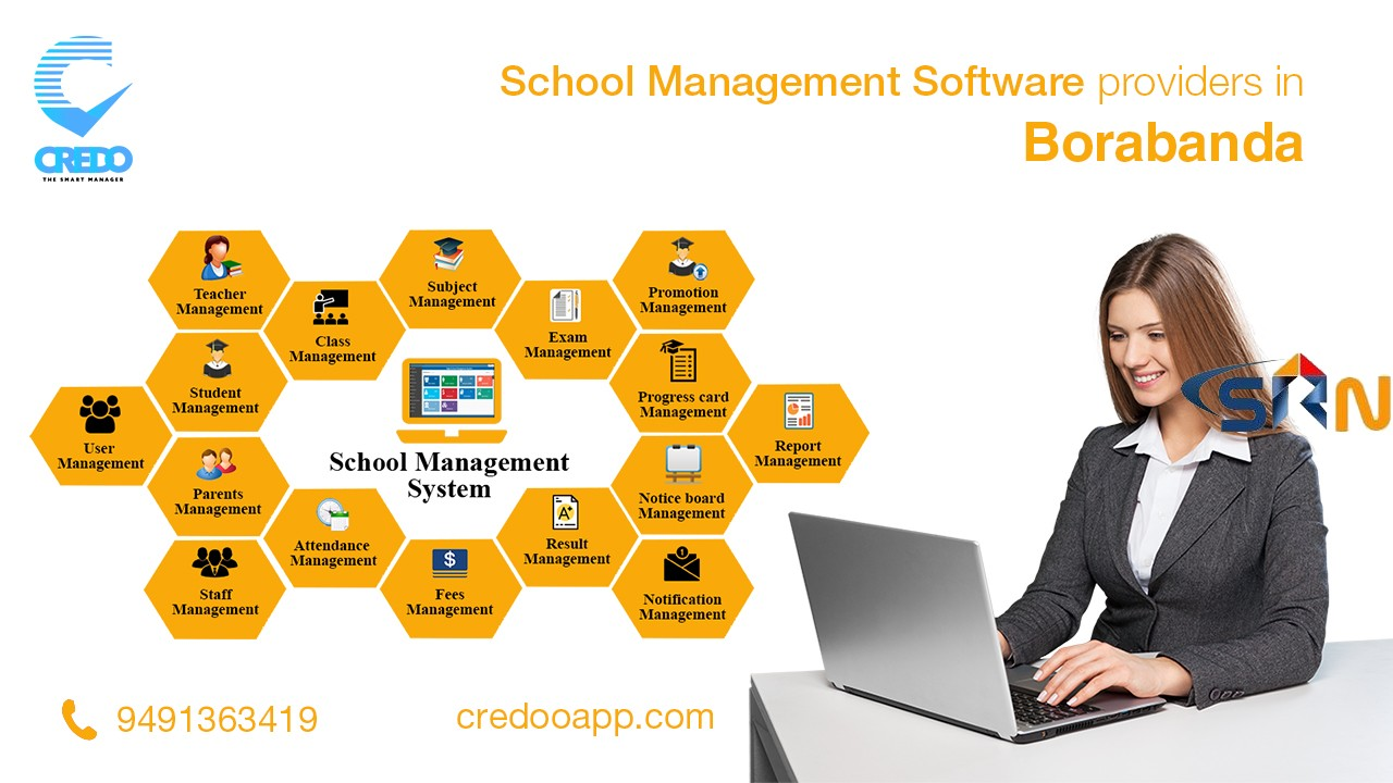 School ERP Software Company in Borabanda