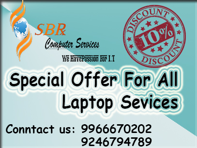 Computer and Laptop Repair Service in Chanda Nagar- SBR COMPUTERS