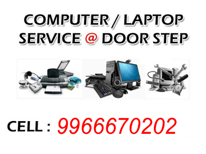 Computer and Laptop Repair Service in Chanda Nagar Hyderabad