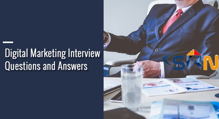 Advance digital marketing interview questions and answers 2018