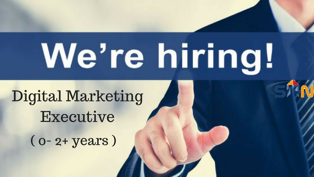 requirement for digital marketing executive jobs in hyderabad