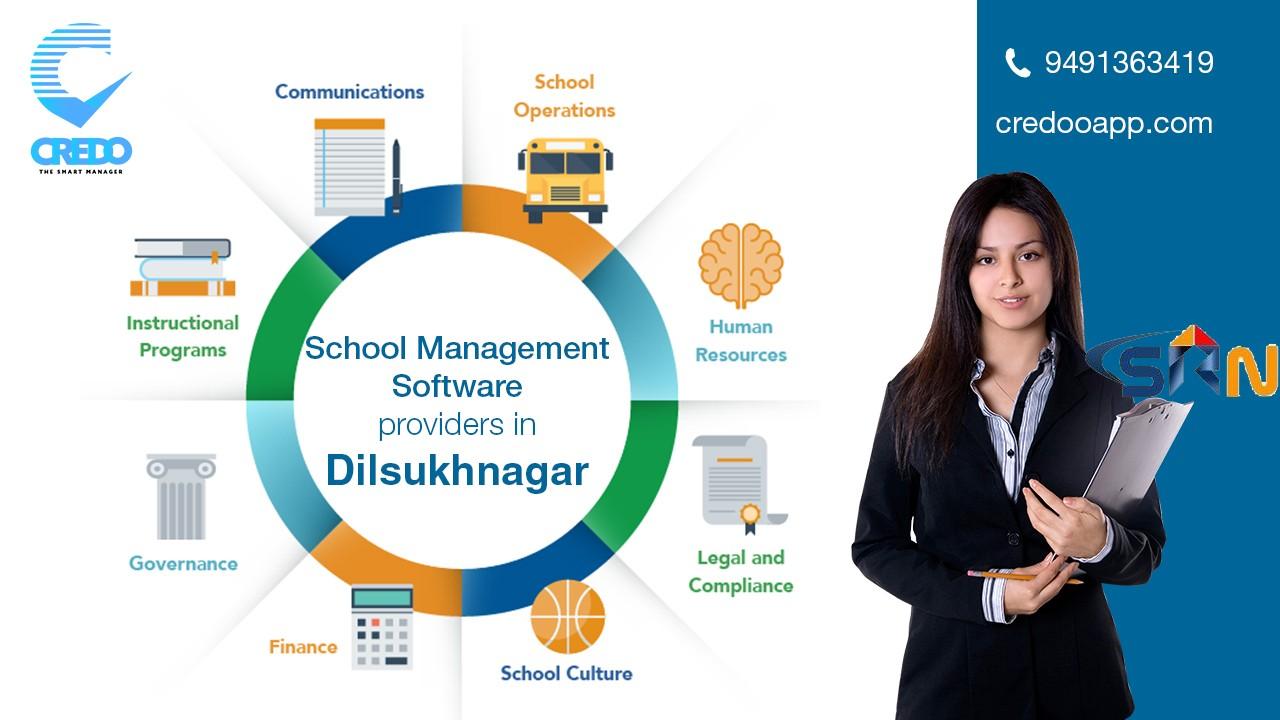 School Management ERP System Software in Dilsukhnagar