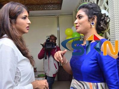 Fidaa show with manchu lakshmi