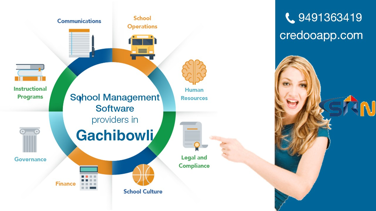 School Management ERP Software in Gachibowli