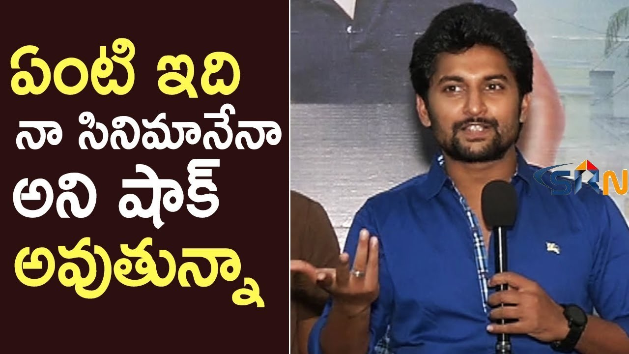 Hero Nani Reacts On His  MCA Movie Result