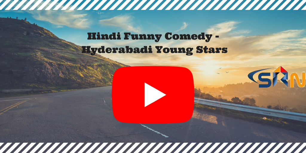Hindi funny Comedy - Hyderabadi Young Stars
