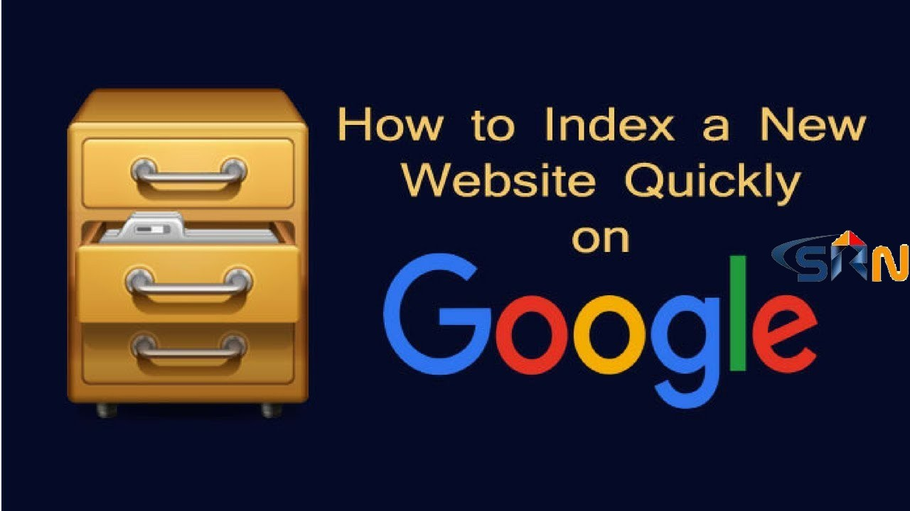 How to index your website in google 2018