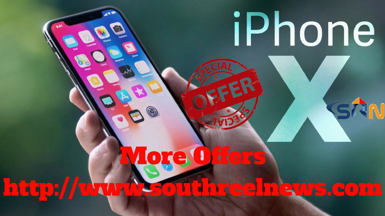 Apple iPhone X Mobile Phone