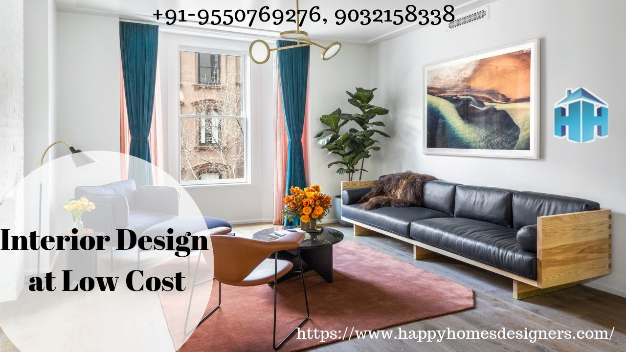 Interior Design At Low Cost in Hyderabad