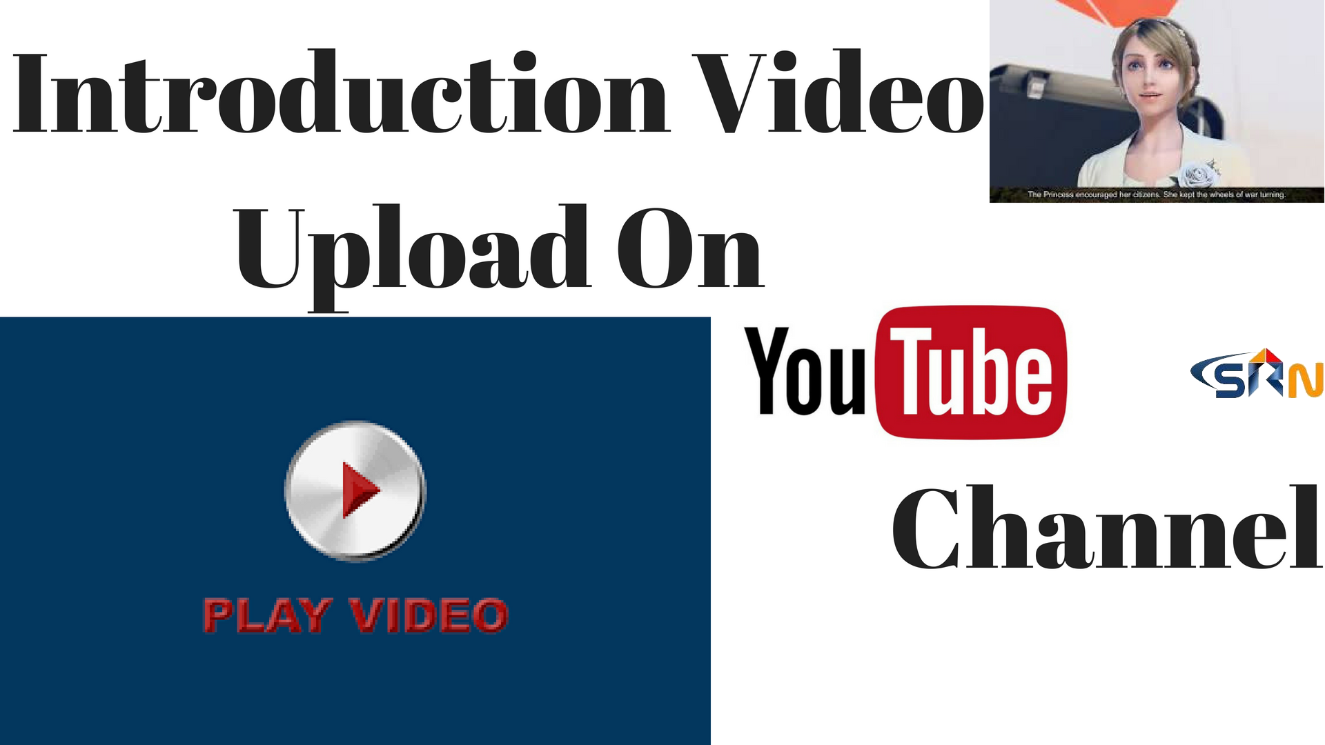 Introduction Video Upload On YouTube Channel