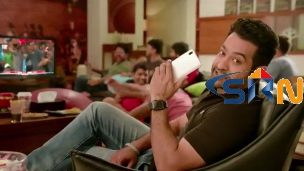 Jr NTR VIVO IPL Telugu Ad is out now