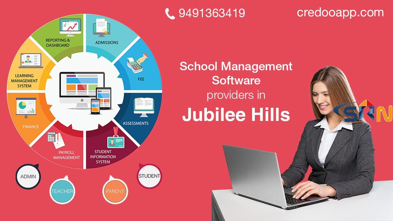 School Management ERP Software in Jubilee-Hills