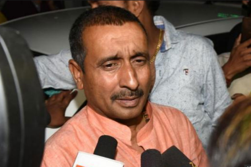 Difficult Times for Bro: Despite Being Expelled from BJP, Unnao Rape Accused Finds Supporter in MLA