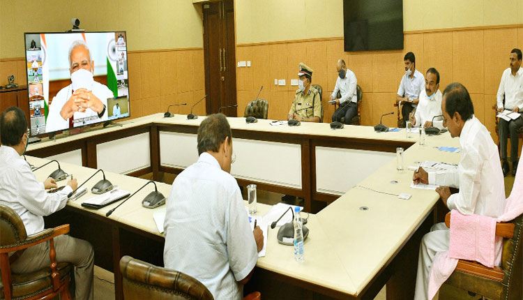 Lockdown extended for another two weeks says cm kcr