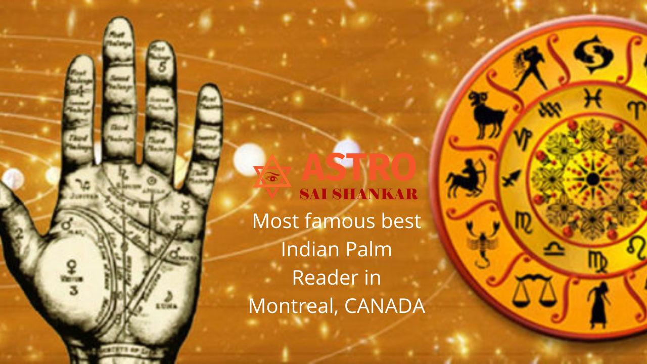 Most famous best Indian Palm Reader in Montreal CANADA