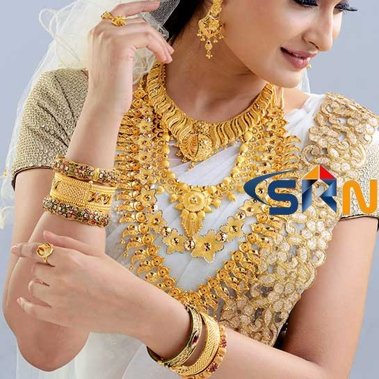 New Gold Jewellery Collections For Bridal