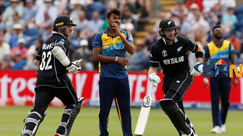 New Zealand vs Sri Lanka | ICC Cricket World Cup 2019 - Match Highlights