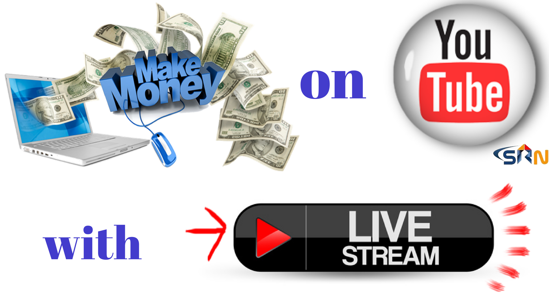 Getting more money on live stream in your youtube channel