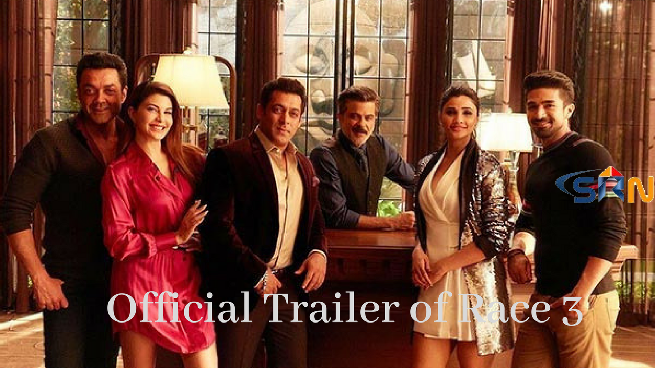 Official Trailer of Race 3