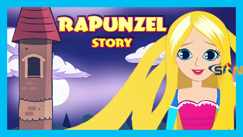 Rapunzel English Rhymes For Kids