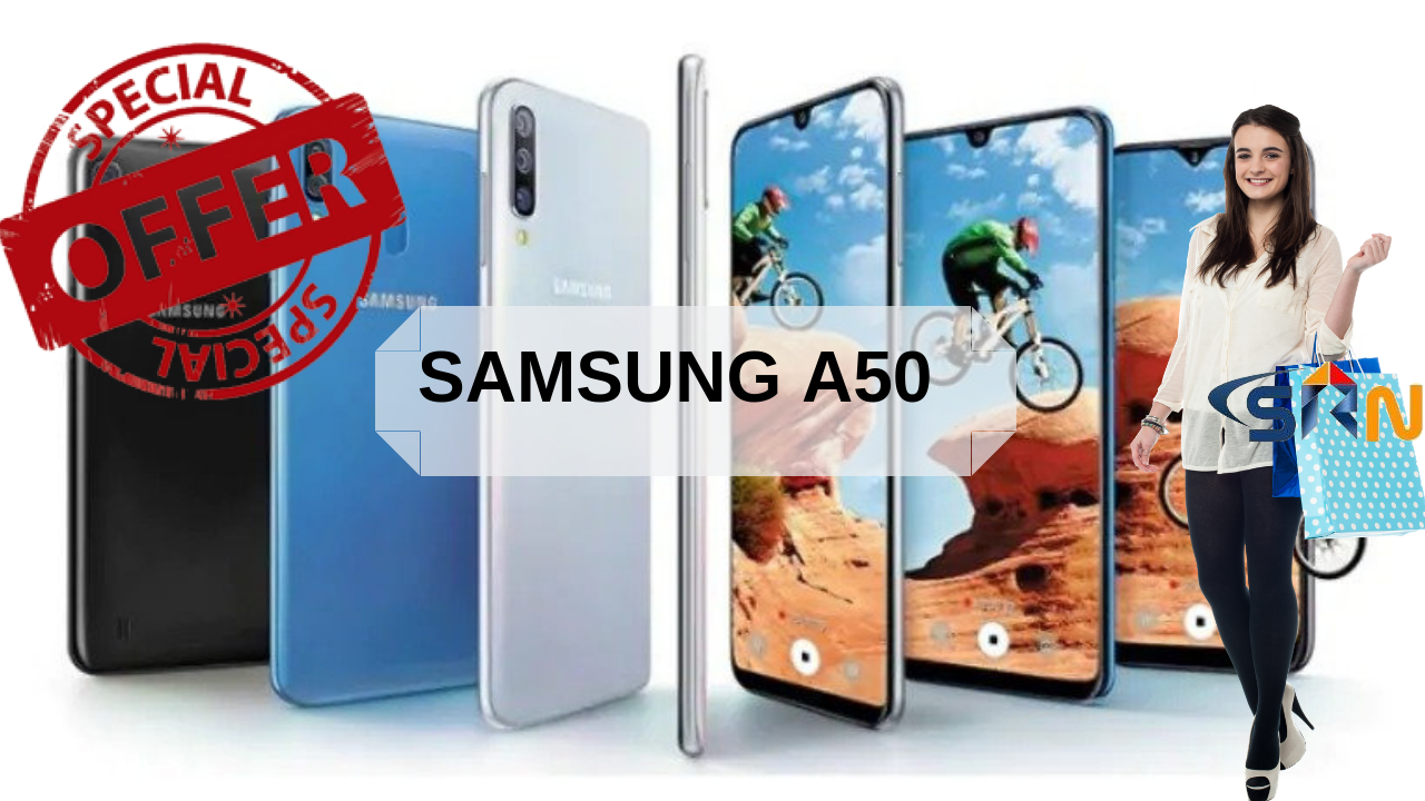 samsung galaxy a50 price and offer in india 2019