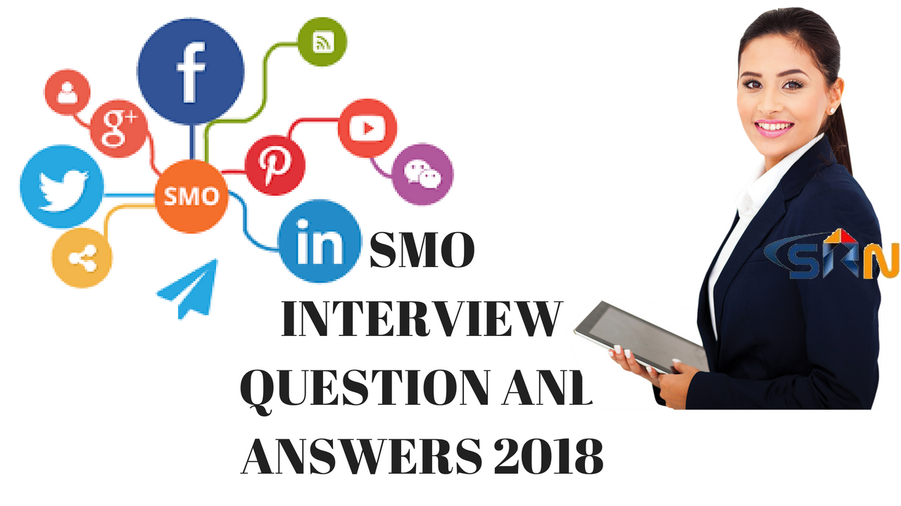 SMO Interview Question And Answers 2018