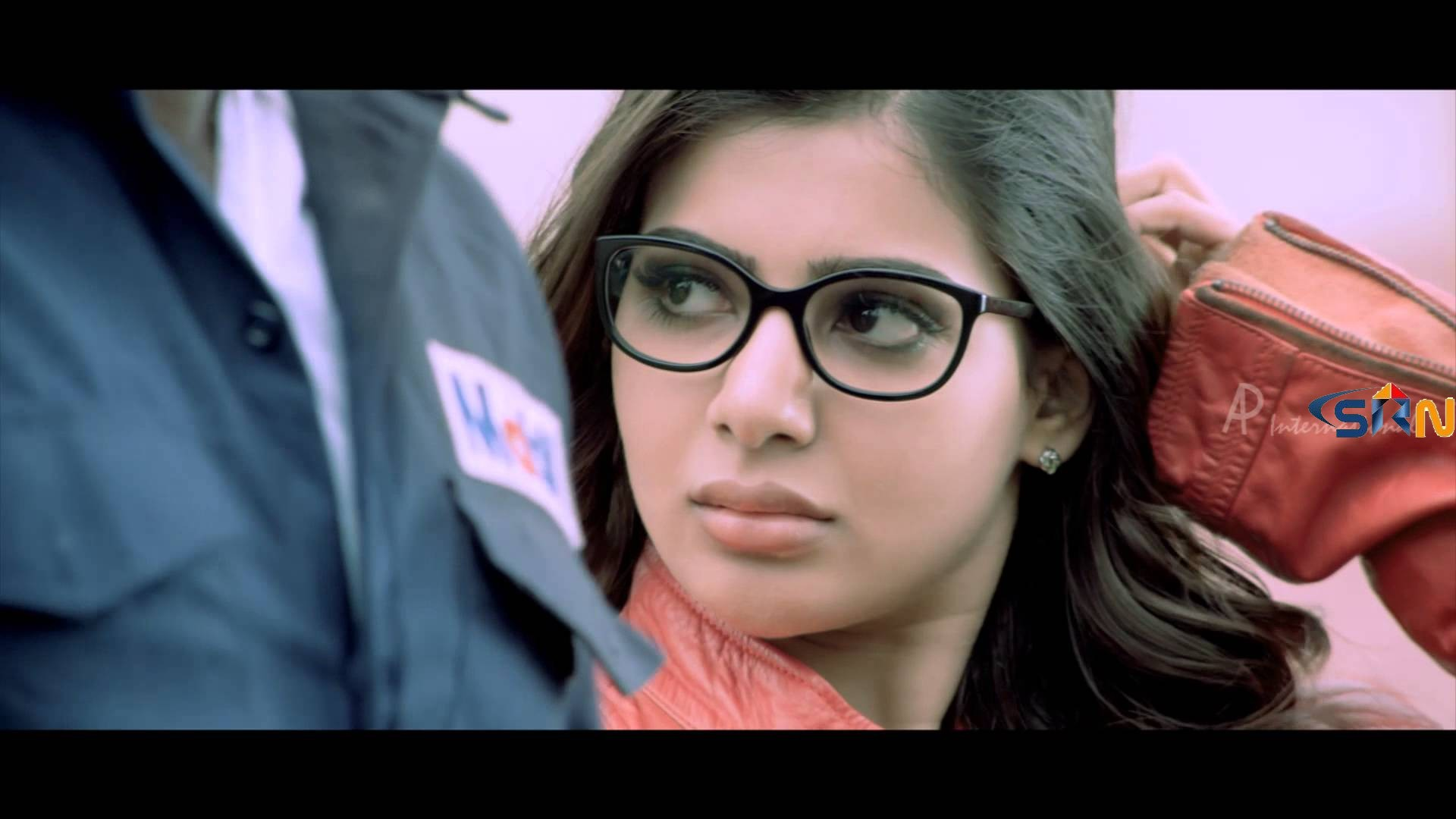 Samantha Action Scene