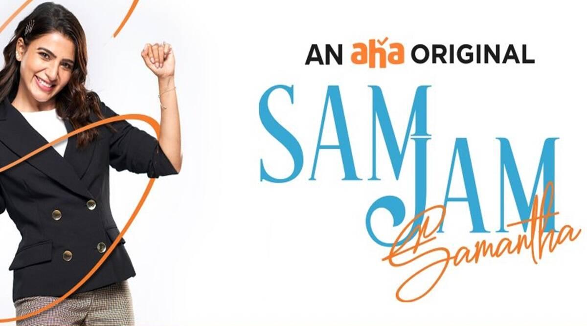 Samantha Akkineni turns talk show host with Sam Jam