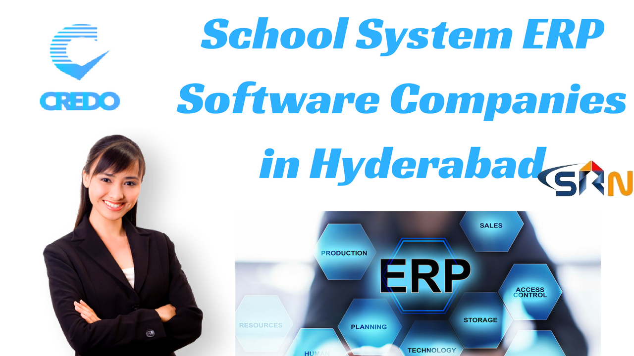 School System ERP Software Companies in Hyderabad