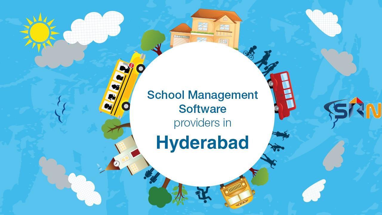 school erp software companies in hyderabad
