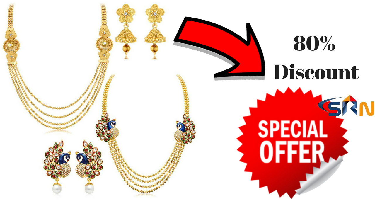 Sukkhi Jewellery Sets for Women collections