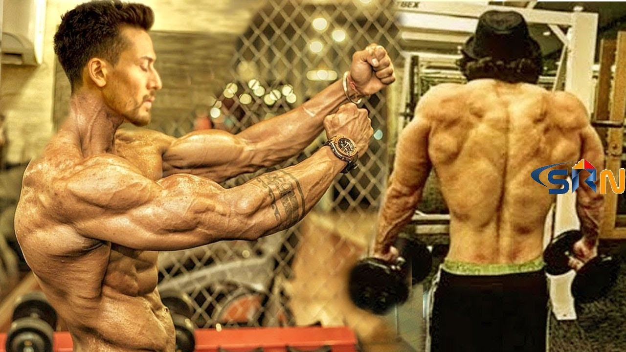 Baaghi 2 Tiger Shroff's  Gym Workout Video Leaked