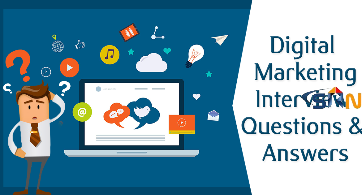 Top 20 Digital Marketing Interview Questions and Answers Tutorial