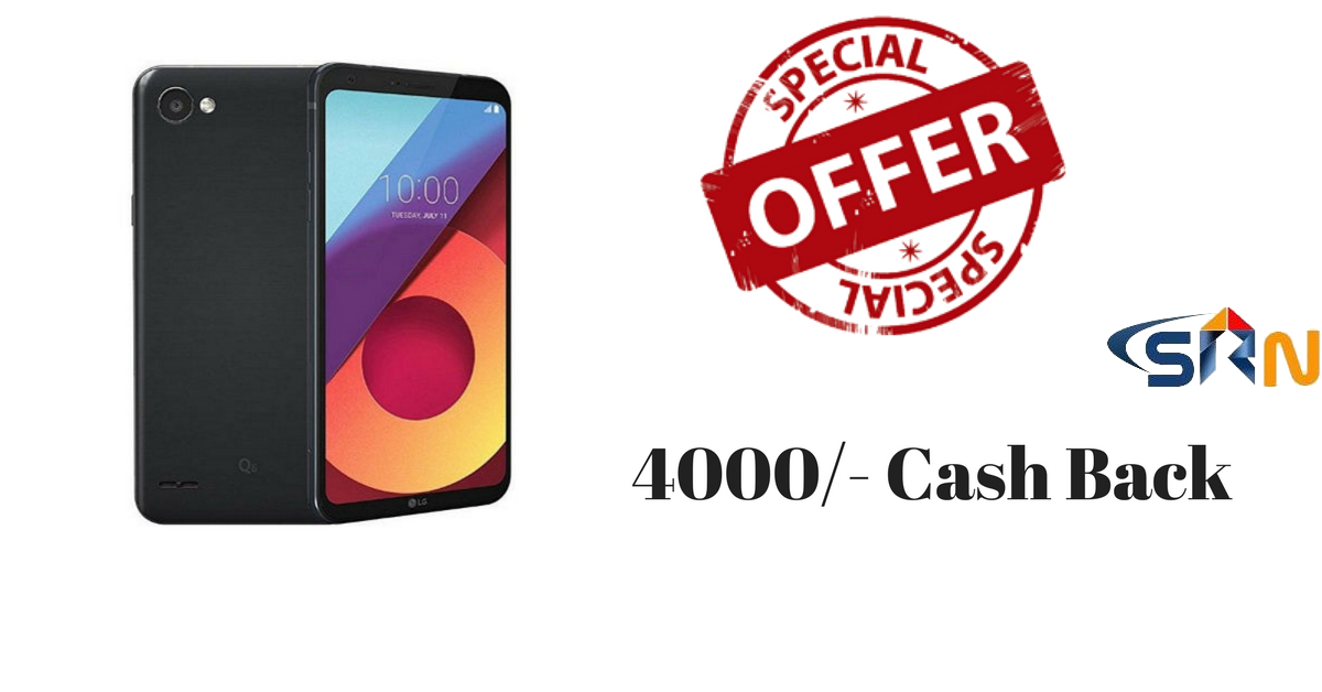 LG Q6 Mobile Special Offer