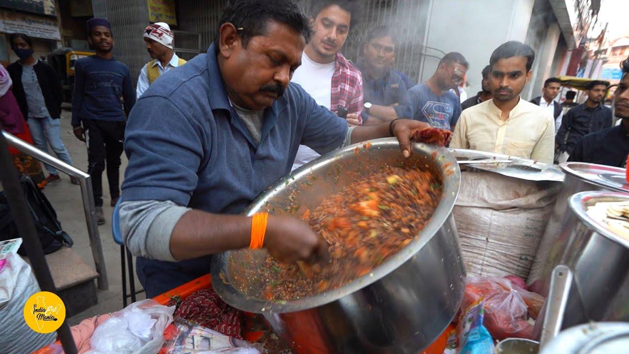 Varanasi Famous Chana Masala Chaat Wala Rs Only l Indian Street Food