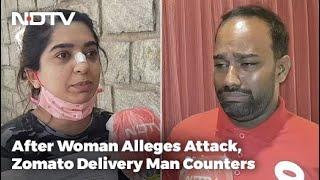 What Bengaluru Woman Zomato Agent Told NDTV