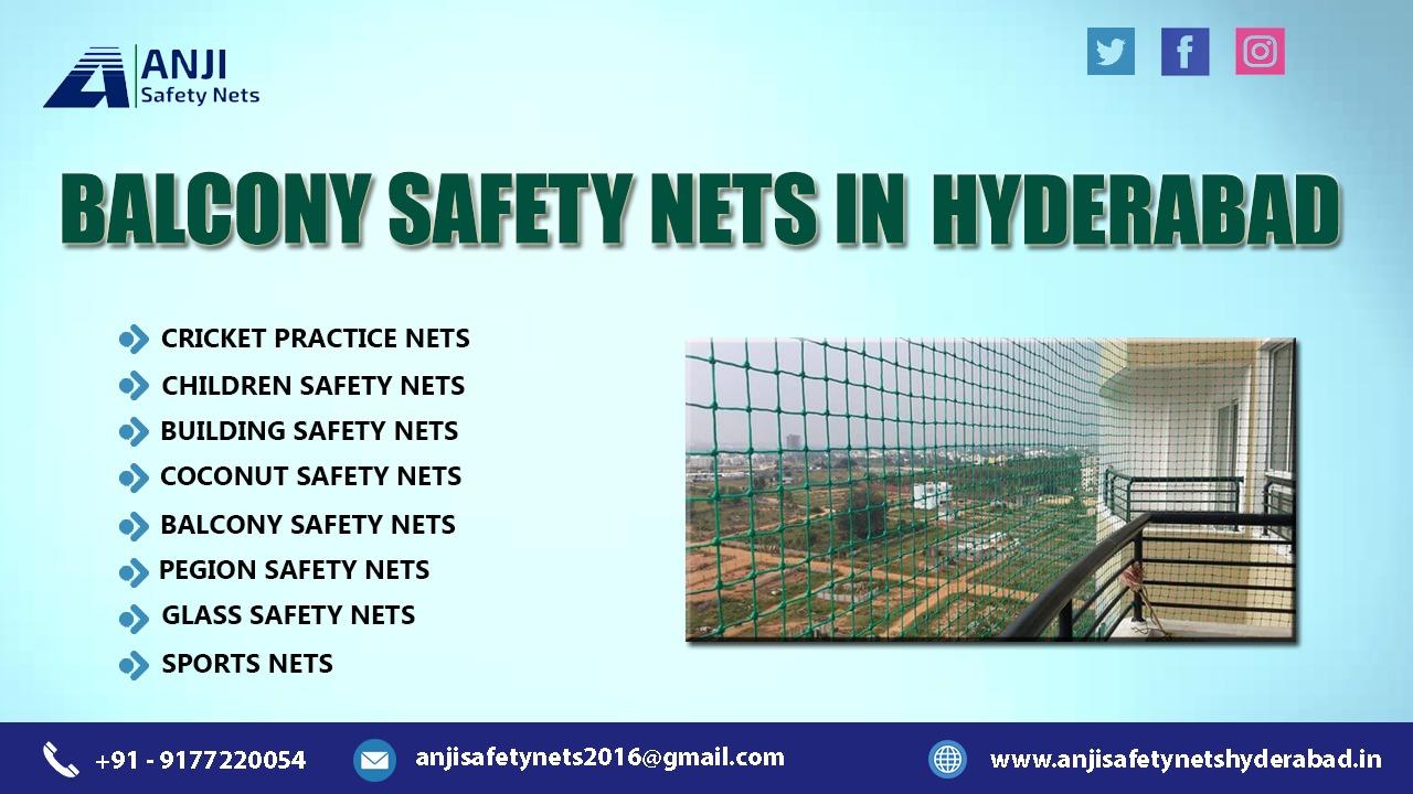 Balcony Safety Nets Hyderabad