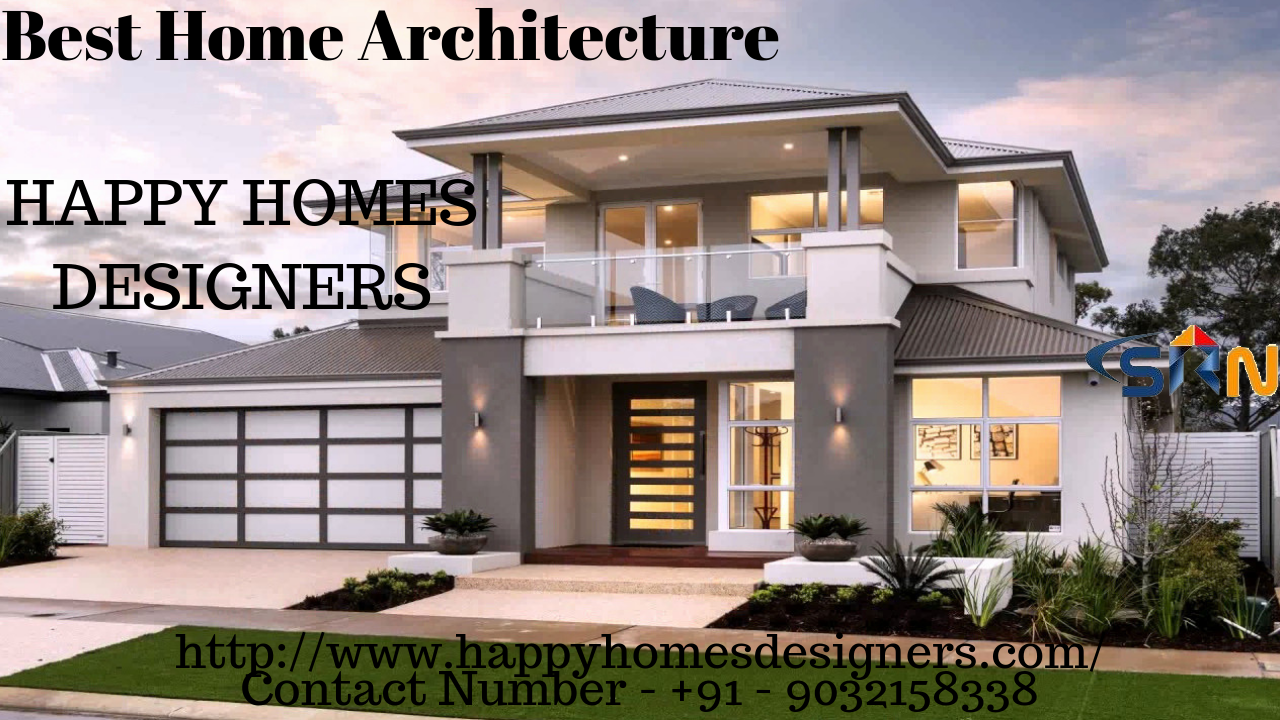 Best Home Architecture In Hyderabad Happy Homes Designers South Reel News