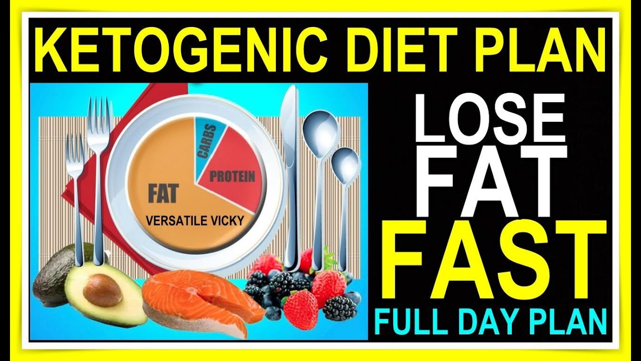 best keto diet plan for fast weight loss