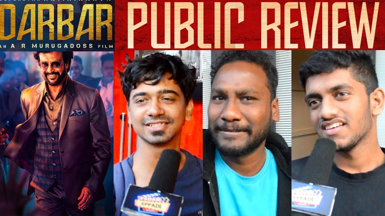 darbar review || darbar review by public