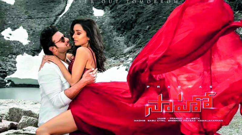 Prabhas is also believed to be taking help from director and producer Karan Johar for the film's promotions in Mumbai.