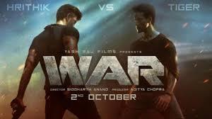 War  Official Teaser in Telugu  Releasing 2 Oct